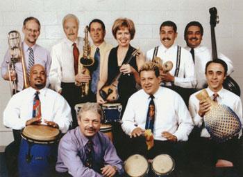 Band Sues Latin Band