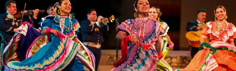 Folkloric Dancers 1