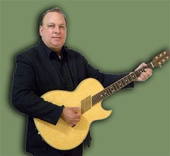 Guitarist John B 2