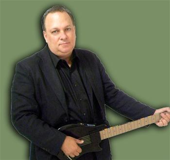 Guitarist John B 3