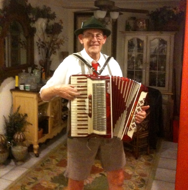 Accordion Hank