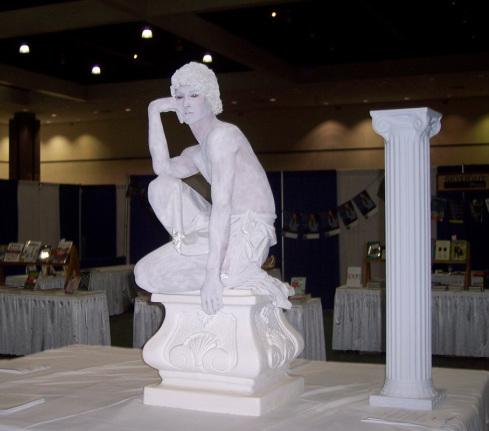 Living Statue 11