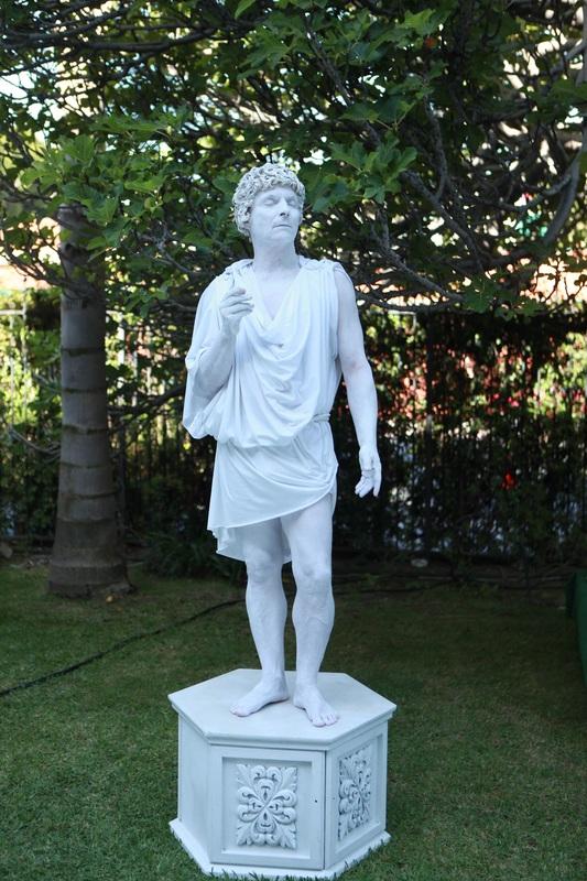 Living Statue 14