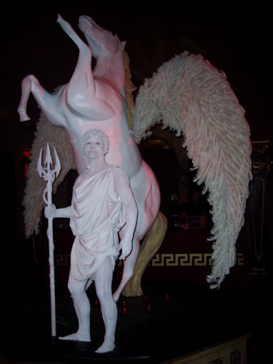 Living Statue 17
