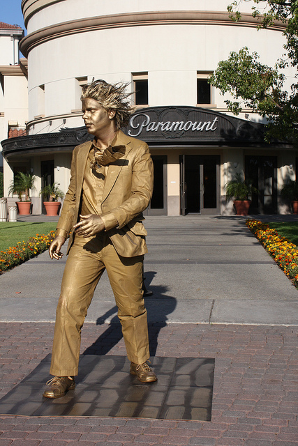 Living Statue 18