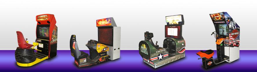 Video Arcade Games 2