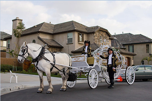 Carriage Cinderella 2