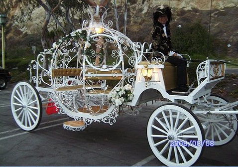 Carriage Cinderella 8