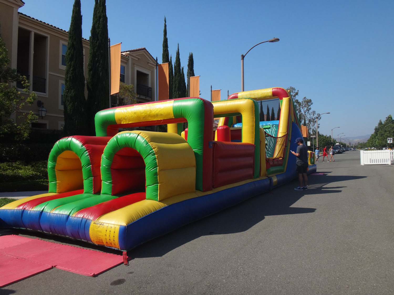 orange county inflatable rentals