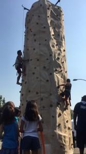 Rock Climb rental