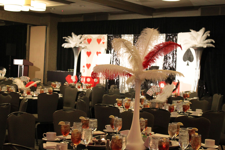 Feather centerpiece_sm