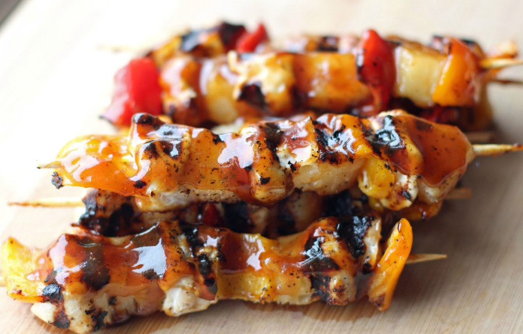 hawaiian skewers