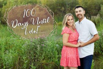 100 day wedding countdown